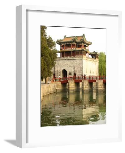 The Summer Palace-Richard Nowitz-Framed Art Print