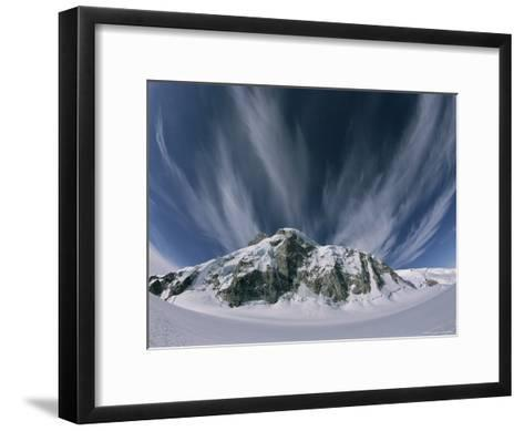 View of the Combatant Col-Jimmy Chin-Framed Art Print