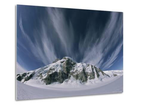 View of the Combatant Col-Jimmy Chin-Metal Print