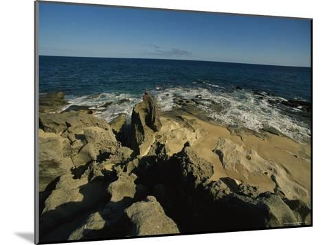The Coastline Near San Jose Del Cabo, Baja California Sur, Mexico-Michael S^ Lewis-Mounted Photographic Print