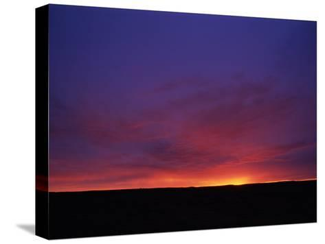 Twilight Sky, South Australia--Stretched Canvas Print