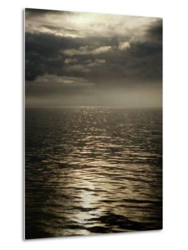 Clouds and Mist Hover over the Inside Passage-Anne Keiser-Metal Print