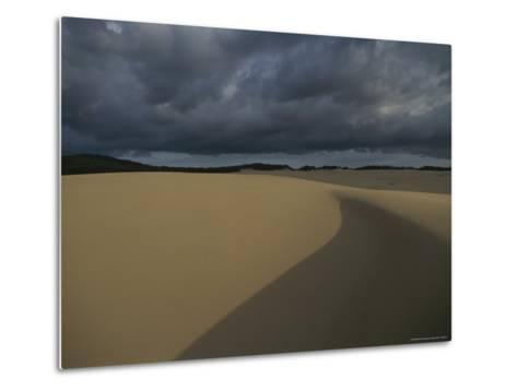 Sand Dunes on Fraser Island-Sam Abell-Metal Print