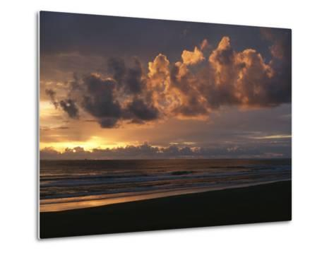 Twilight View of Pacific Ocean from Oregon Coast-Sam Abell-Metal Print
