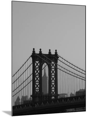 New York City-Keith Levit-Mounted Photographic Print