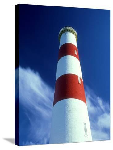 Tarbat Ness Lighthouse, Scotland-Iain Sarjeant-Stretched Canvas Print