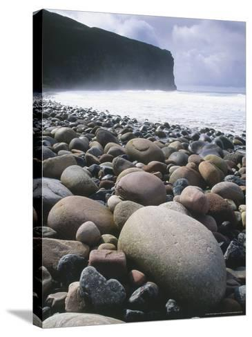 Rackwick-Iain Sarjeant-Stretched Canvas Print