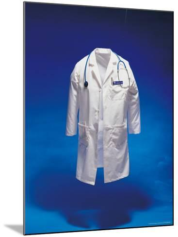 Lab Coat-Michelle Joyce-Mounted Photographic Print