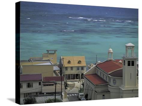 Marie-Galante, Guadeloupe--Stretched Canvas Print