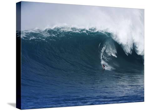 Peahi Maui Hawaii, USA--Stretched Canvas Print