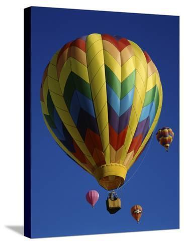Kodak Albuquerque International Balloon Fiesta New Mexico--Stretched Canvas Print