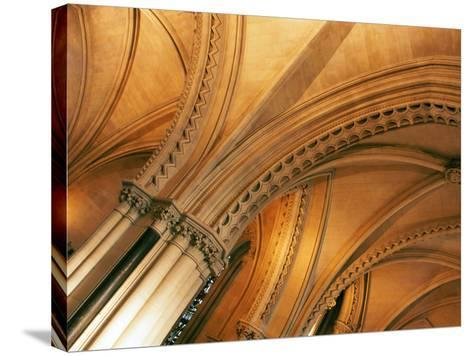 Christ Church Cathedral Dublin, Ireland--Stretched Canvas Print