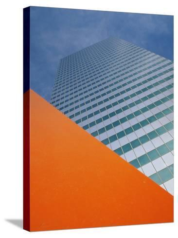 444 Tower, Los Angeles, California, USA--Stretched Canvas Print