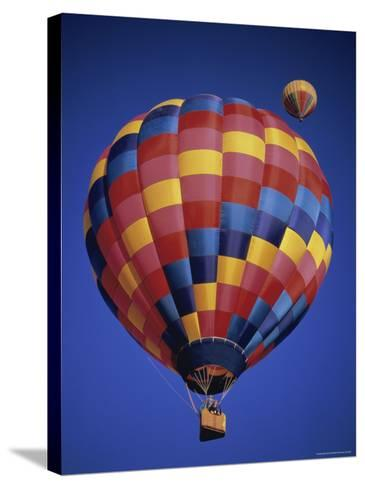 Balloon Fiesta, Albuquerque, New Mexico, USA--Stretched Canvas Print