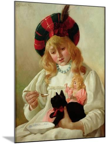 The Favourites, 1895-Charles Henry Blair-Mounted Giclee Print
