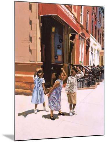 Harlem Jig, 2001-Colin Bootman-Mounted Giclee Print