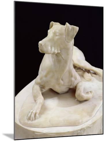 Dog, 1827-Pierre-francois-gregoire Giraud-Mounted Giclee Print