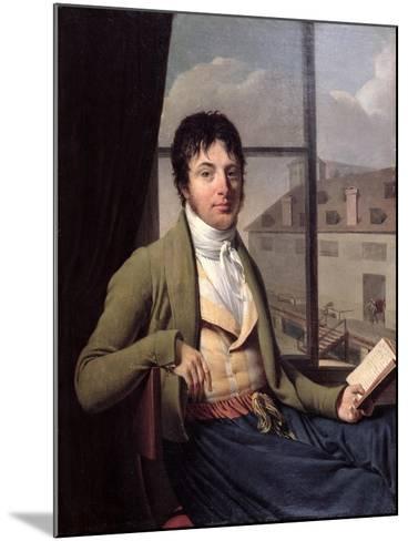 Jean Antoine Chaptal-Louis Bouchot-Mounted Giclee Print
