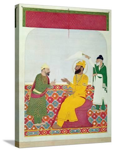 Guru Govind Singh--Stretched Canvas Print