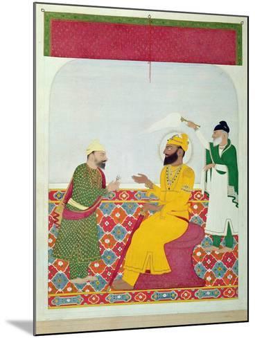 Guru Govind Singh--Mounted Giclee Print