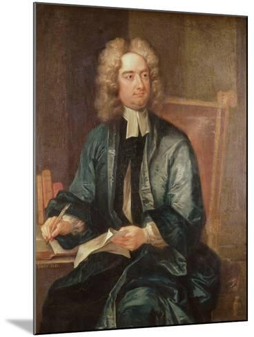 Portrait of Jonathan Swift-Charles Jervas-Mounted Giclee Print