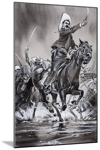 Mexico's Unfinished Revolution--Mounted Giclee Print