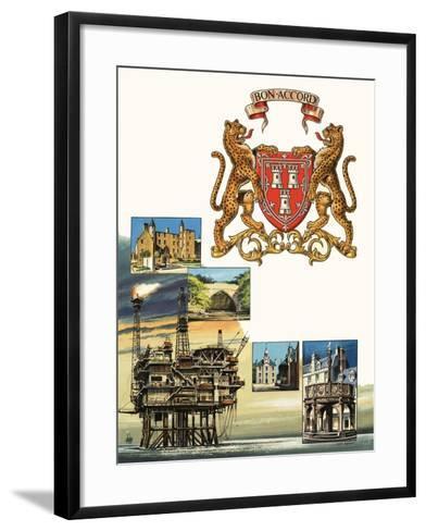 Aberdeen-Dan Escott-Framed Art Print