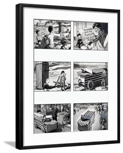 Walter Hottle Bottle-W. Langhammer-Framed Art Print