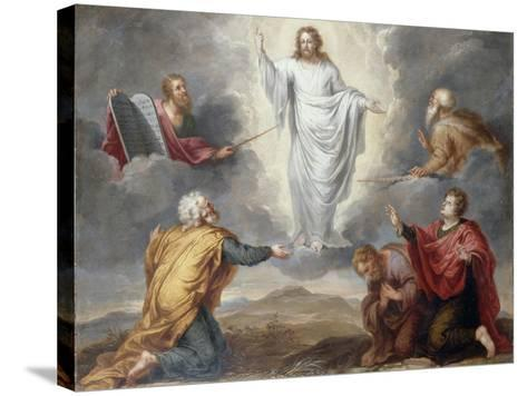 The Transfiguration-Pieter Ykens-Stretched Canvas Print