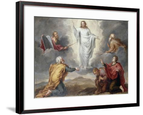 The Transfiguration-Pieter Ykens-Framed Art Print