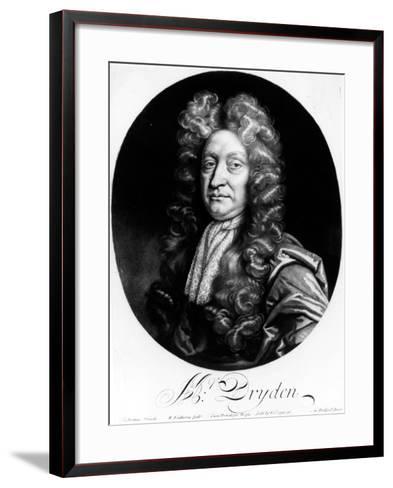 John Dryden-Johann Closterman-Framed Art Print