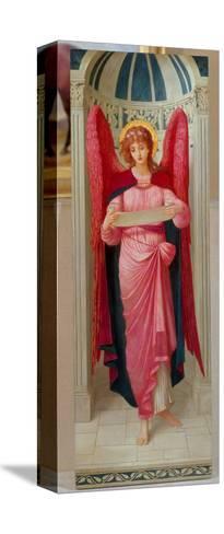 Angel-John Melhuish Strudwick-Stretched Canvas Print