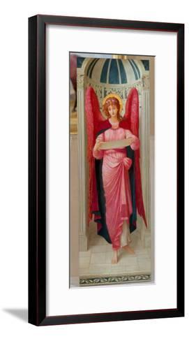 Angel-John Melhuish Strudwick-Framed Art Print