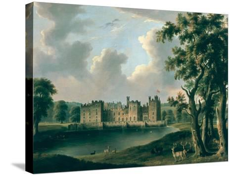 Raby Castle-James Miller-Stretched Canvas Print