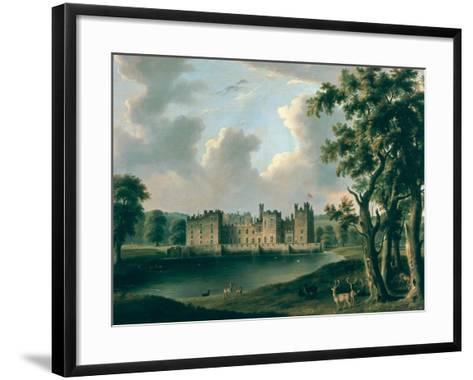 Raby Castle-James Miller-Framed Art Print