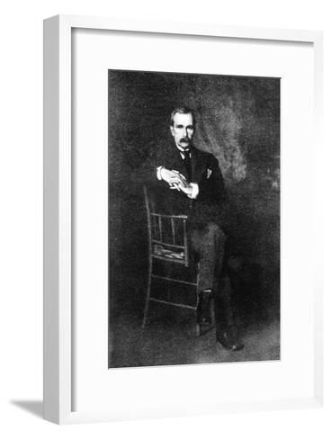 John Davison Rockefeller--Framed Art Print