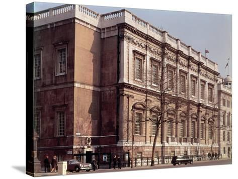 Banqueting House, Whitehall, Built in 1622-Inigo Jones-Stretched Canvas Print