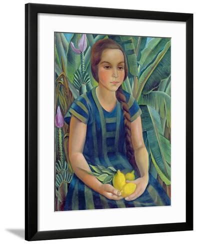 Teresina, 1925-Anita Ree-Framed Art Print