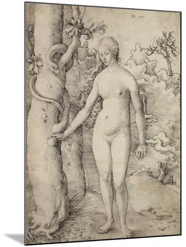 Eve, 1510-Hans Baldung Grien-Mounted Giclee Print