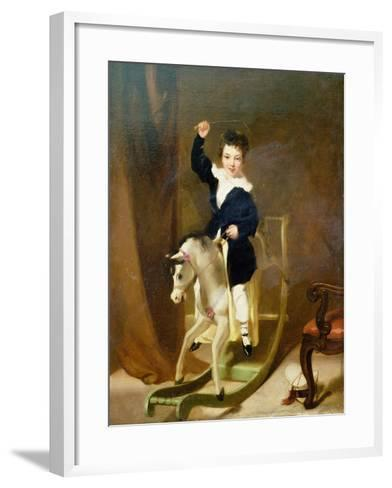 The Young Huntsman-George Chinnery-Framed Art Print