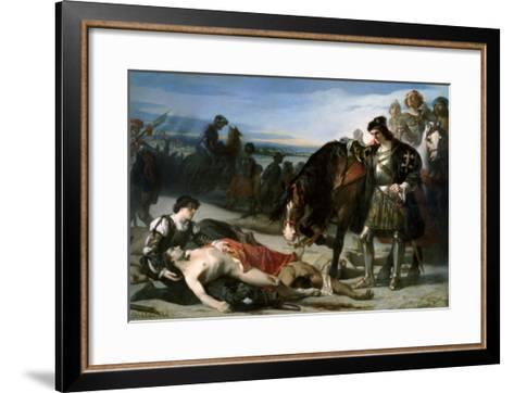 The Two Leaders, 1866-Jose Casado Del Alisal-Framed Art Print