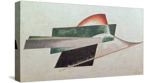 Composition, 1920-Alexander Rodchenko-Stretched Canvas Print