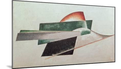 Composition, 1920-Alexander Rodchenko-Mounted Giclee Print
