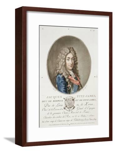 James Fitzjames-Antoine Louis Francois Sergent-marceau-Framed Art Print