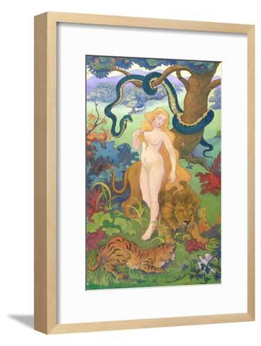 Eve-Paul Ranson-Framed Art Print