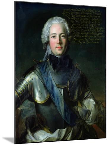 Joseph-Marie-Jean-Marc Nattier-Mounted Giclee Print