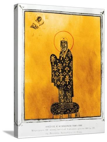 Alexius I Comnenus-Byzantine-Stretched Canvas Print