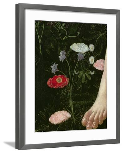 Primavera, c.1478-Sandro Botticelli-Framed Art Print