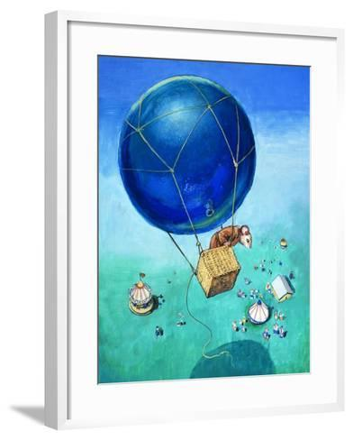 The Town Mouse and the Country Mouse-Philip Mendoza-Framed Art Print