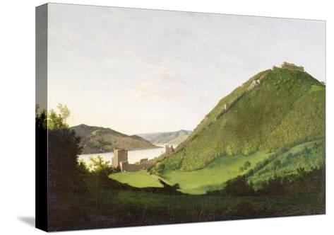 Visegrod, Hungary-Karoly I Marko-Stretched Canvas Print